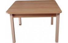 Stůl stavitelný čtverec 80x80 cm