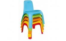 Židle plastová na zahradu KING