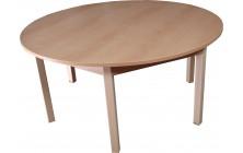 Stůl kruhový
