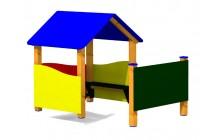 Dětský domeček herní
