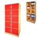 Skříň ST321 úložné prostory pro studenty