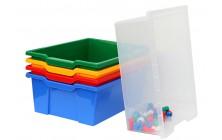 Box plastový J