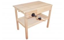 Kadeřnický stolek