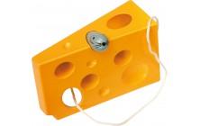 Provlékací hra Sýr