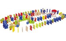 Závodní domino - ZOO