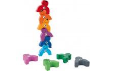 Balancující figurky s čísly