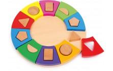 Vkládání tvarů - kruh