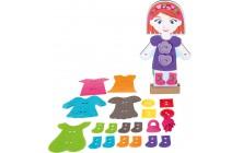 Oblékací holčička
