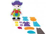 Oblékací pirát