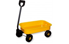 Ruční vozík plechový malý