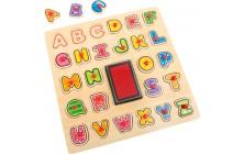 Razítka a puzzle ABC