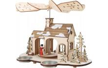 Vánoční domeček