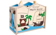 Pirátský ostrov v kufříku