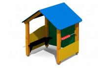 Dětský domeček školní 2