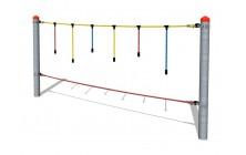 Dobrodružné balanční lano