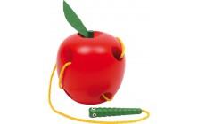 Provlékací hra Jablko