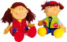 Panenky Nicoletta a David