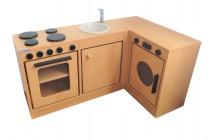 Kuchyňka Pavla rohová